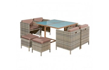 Garden furniture SOFFIO