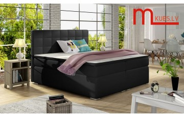 Boxspring bed ALLENDORF 05